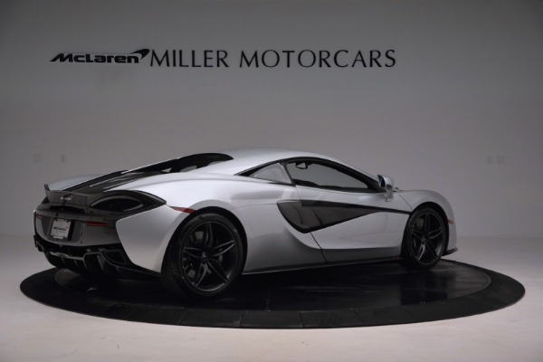 Used 2017 McLaren 570S Coupe for sale $149,900 at Rolls-Royce Motor Cars Greenwich in Greenwich CT 06830 8