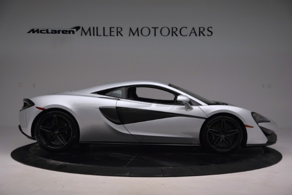 Used 2017 McLaren 570S Coupe for sale $149,900 at Rolls-Royce Motor Cars Greenwich in Greenwich CT 06830 9