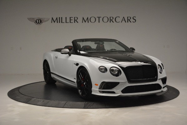 New 2018 Bentley Continental GT Supersports Convertible for sale Sold at Rolls-Royce Motor Cars Greenwich in Greenwich CT 06830 11