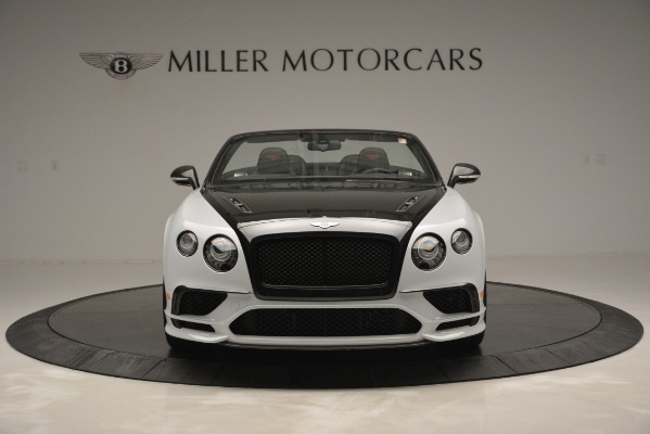 New 2018 Bentley Continental GT Supersports Convertible for sale Sold at Rolls-Royce Motor Cars Greenwich in Greenwich CT 06830 12