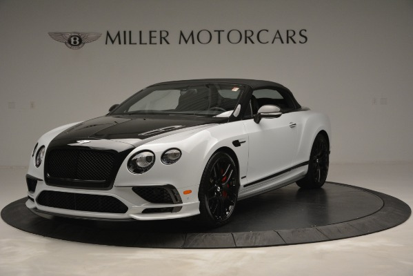 New 2018 Bentley Continental GT Supersports Convertible for sale Sold at Rolls-Royce Motor Cars Greenwich in Greenwich CT 06830 13
