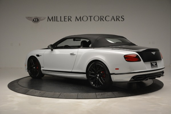 New 2018 Bentley Continental GT Supersports Convertible for sale Sold at Rolls-Royce Motor Cars Greenwich in Greenwich CT 06830 14