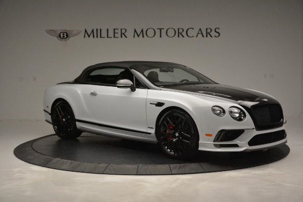 New 2018 Bentley Continental GT Supersports Convertible for sale Sold at Rolls-Royce Motor Cars Greenwich in Greenwich CT 06830 16