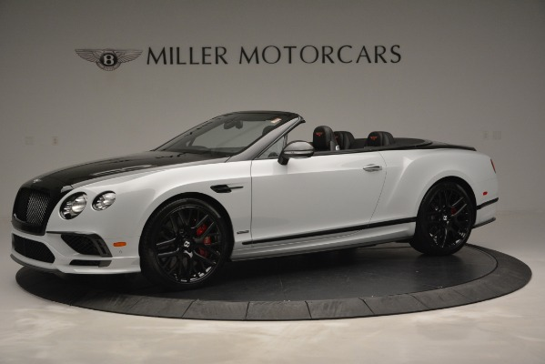 New 2018 Bentley Continental GT Supersports Convertible for sale Sold at Rolls-Royce Motor Cars Greenwich in Greenwich CT 06830 2