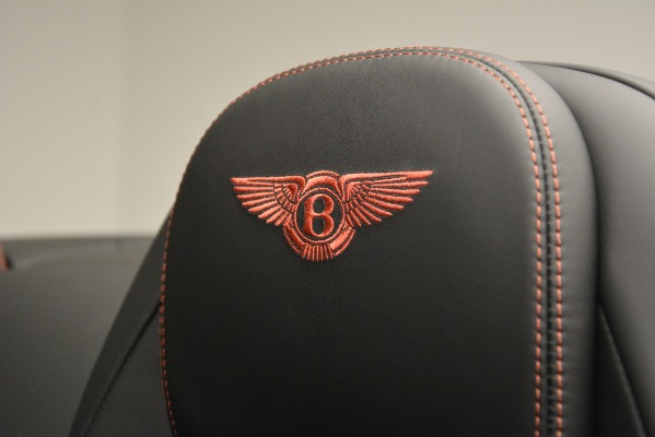 New 2018 Bentley Continental GT Supersports Convertible for sale Sold at Rolls-Royce Motor Cars Greenwich in Greenwich CT 06830 24