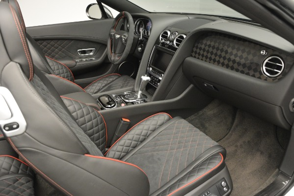 New 2018 Bentley Continental GT Supersports Convertible for sale Sold at Rolls-Royce Motor Cars Greenwich in Greenwich CT 06830 26