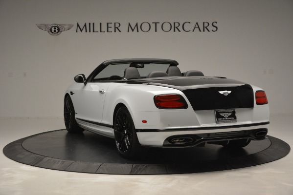 New 2018 Bentley Continental GT Supersports Convertible for sale Sold at Rolls-Royce Motor Cars Greenwich in Greenwich CT 06830 5