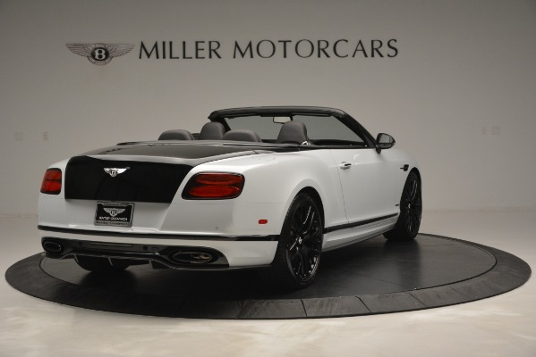 New 2018 Bentley Continental GT Supersports Convertible for sale Sold at Rolls-Royce Motor Cars Greenwich in Greenwich CT 06830 7