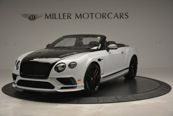 New 2018 Bentley Continental GT Supersports Convertible for sale Sold at Rolls-Royce Motor Cars Greenwich in Greenwich CT 06830 1