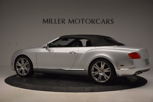 Used 2013 Bentley Continental GT V8 for sale Sold at Rolls-Royce Motor Cars Greenwich in Greenwich CT 06830 16