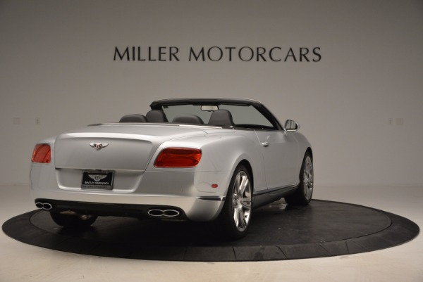 Used 2013 Bentley Continental GT V8 for sale Sold at Rolls-Royce Motor Cars Greenwich in Greenwich CT 06830 7