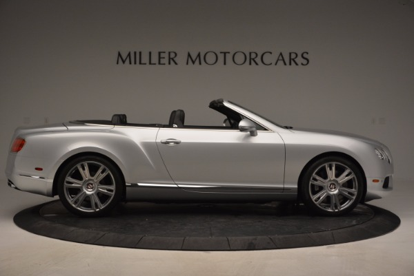 Used 2013 Bentley Continental GT V8 for sale Sold at Rolls-Royce Motor Cars Greenwich in Greenwich CT 06830 9