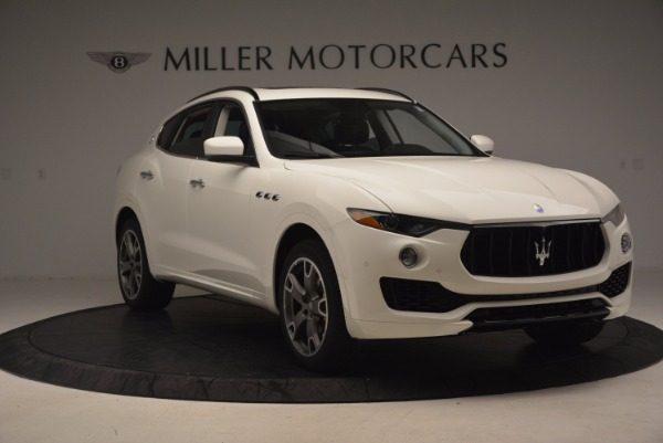 New 2017 Maserati Levante S Q4 for sale Sold at Rolls-Royce Motor Cars Greenwich in Greenwich CT 06830 11