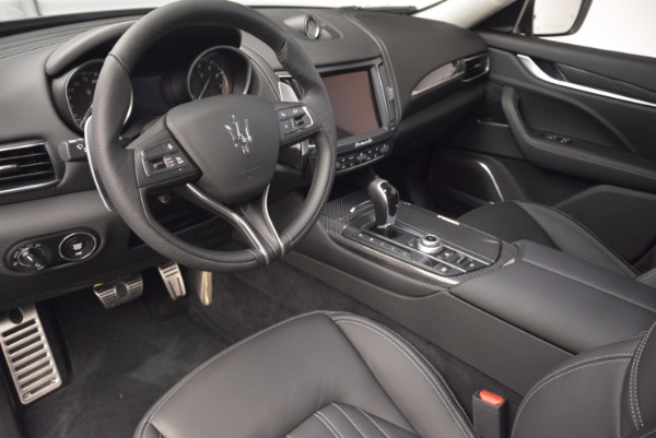 New 2017 Maserati Levante S Q4 for sale Sold at Rolls-Royce Motor Cars Greenwich in Greenwich CT 06830 14