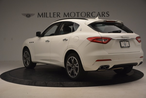 New 2017 Maserati Levante S Q4 for sale Sold at Rolls-Royce Motor Cars Greenwich in Greenwich CT 06830 5