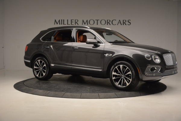 Used 2017 Bentley Bentayga W12 for sale Call for price at Rolls-Royce Motor Cars Greenwich in Greenwich CT 06830 10