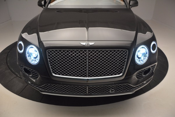 Used 2017 Bentley Bentayga W12 for sale Call for price at Rolls-Royce Motor Cars Greenwich in Greenwich CT 06830 19