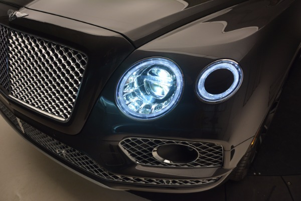 New 2017 Bentley Bentayga for sale Sold at Rolls-Royce Motor Cars Greenwich in Greenwich CT 06830 20