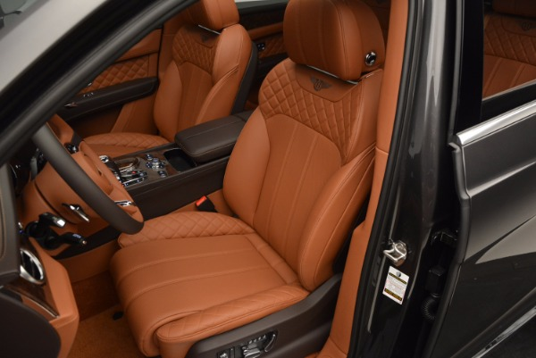 Used 2017 Bentley Bentayga W12 for sale Call for price at Rolls-Royce Motor Cars Greenwich in Greenwich CT 06830 24