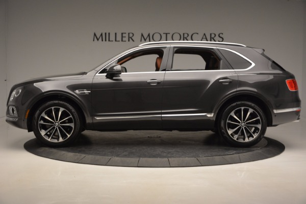 Used 2017 Bentley Bentayga W12 for sale Call for price at Rolls-Royce Motor Cars Greenwich in Greenwich CT 06830 3