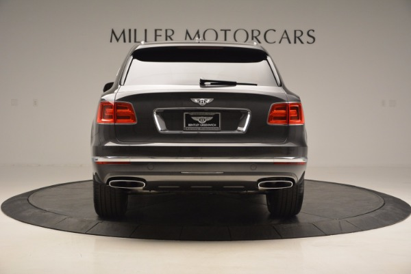 Used 2017 Bentley Bentayga W12 for sale Call for price at Rolls-Royce Motor Cars Greenwich in Greenwich CT 06830 6