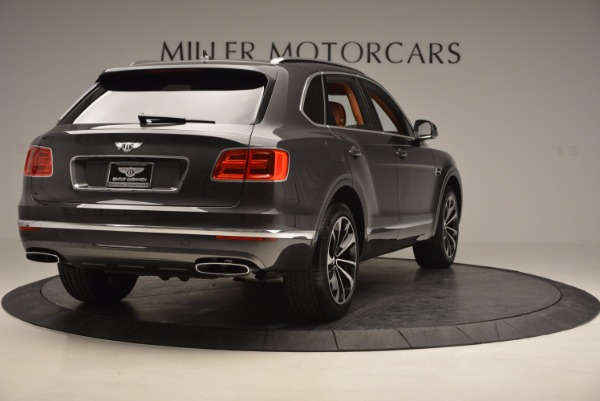 Used 2017 Bentley Bentayga W12 for sale Call for price at Rolls-Royce Motor Cars Greenwich in Greenwich CT 06830 7