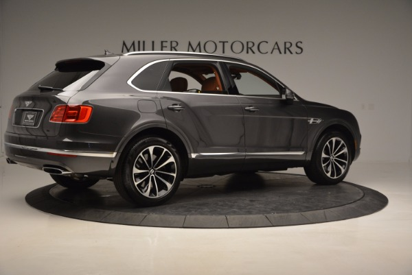 Used 2017 Bentley Bentayga W12 for sale Call for price at Rolls-Royce Motor Cars Greenwich in Greenwich CT 06830 8