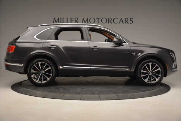 New 2017 Bentley Bentayga for sale Sold at Rolls-Royce Motor Cars Greenwich in Greenwich CT 06830 9