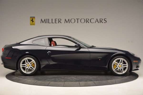 Used 2005 Ferrari 612 Scaglietti 6-Speed Manual for sale Sold at Rolls-Royce Motor Cars Greenwich in Greenwich CT 06830 10