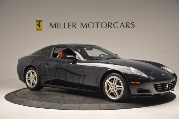 Used 2005 Ferrari 612 Scaglietti 6-Speed Manual for sale Sold at Rolls-Royce Motor Cars Greenwich in Greenwich CT 06830 11