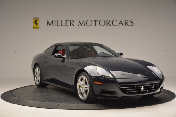 Used 2005 Ferrari 612 Scaglietti 6-Speed Manual for sale Sold at Rolls-Royce Motor Cars Greenwich in Greenwich CT 06830 12