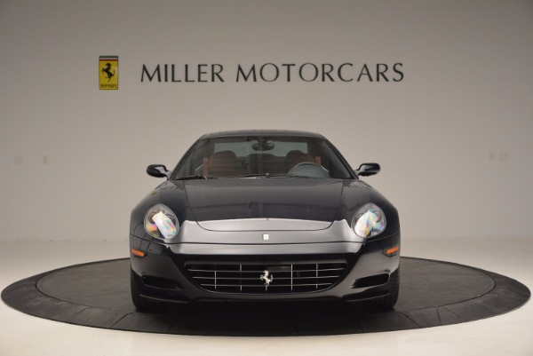 Used 2005 Ferrari 612 Scaglietti 6-Speed Manual for sale Sold at Rolls-Royce Motor Cars Greenwich in Greenwich CT 06830 13