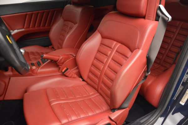 Used 2005 Ferrari 612 Scaglietti 6-Speed Manual for sale Sold at Rolls-Royce Motor Cars Greenwich in Greenwich CT 06830 15