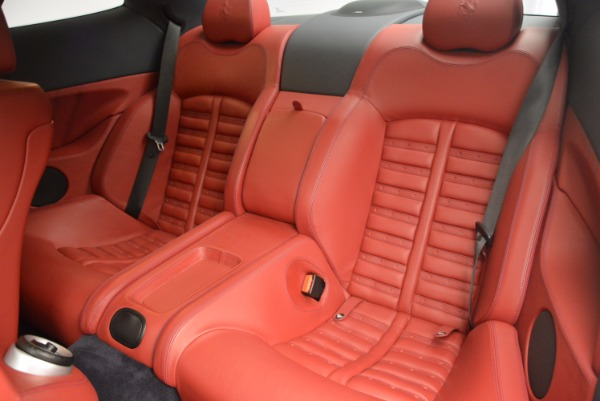 Used 2005 Ferrari 612 Scaglietti 6-Speed Manual for sale Sold at Rolls-Royce Motor Cars Greenwich in Greenwich CT 06830 17