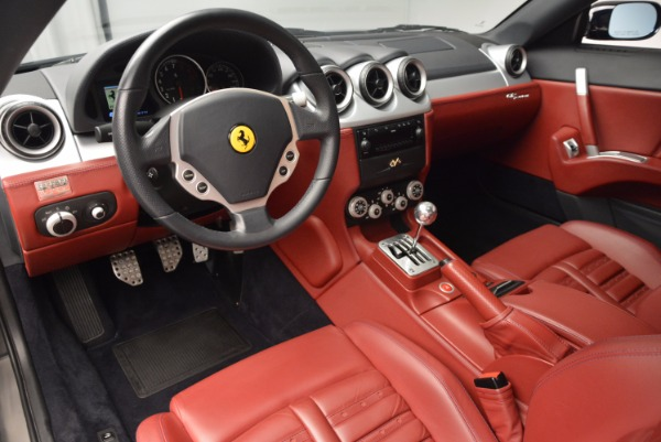 Used 2005 Ferrari 612 Scaglietti 6-Speed Manual for sale Sold at Rolls-Royce Motor Cars Greenwich in Greenwich CT 06830 2
