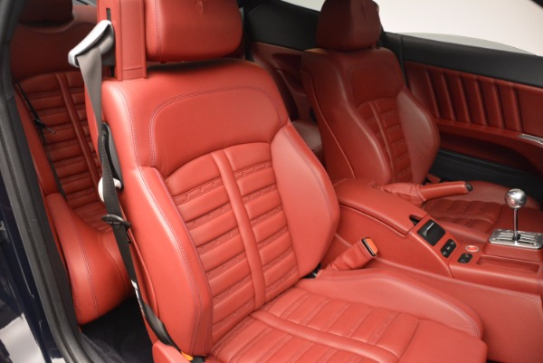 Used 2005 Ferrari 612 Scaglietti 6-Speed Manual for sale Sold at Rolls-Royce Motor Cars Greenwich in Greenwich CT 06830 20