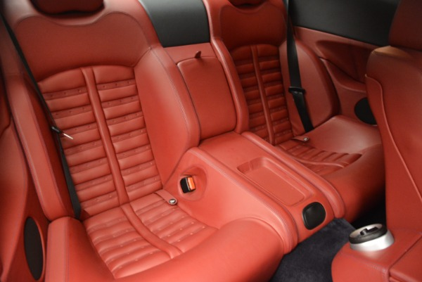 Used 2005 Ferrari 612 Scaglietti 6-Speed Manual for sale Sold at Rolls-Royce Motor Cars Greenwich in Greenwich CT 06830 21