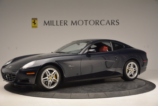 Used 2005 Ferrari 612 Scaglietti 6-Speed Manual for sale Sold at Rolls-Royce Motor Cars Greenwich in Greenwich CT 06830 3