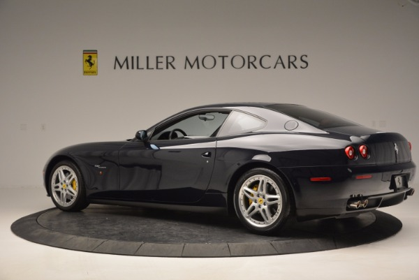 Used 2005 Ferrari 612 Scaglietti 6-Speed Manual for sale Sold at Rolls-Royce Motor Cars Greenwich in Greenwich CT 06830 5