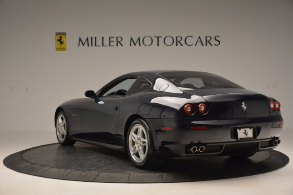 Used 2005 Ferrari 612 Scaglietti 6-Speed Manual for sale Sold at Rolls-Royce Motor Cars Greenwich in Greenwich CT 06830 6