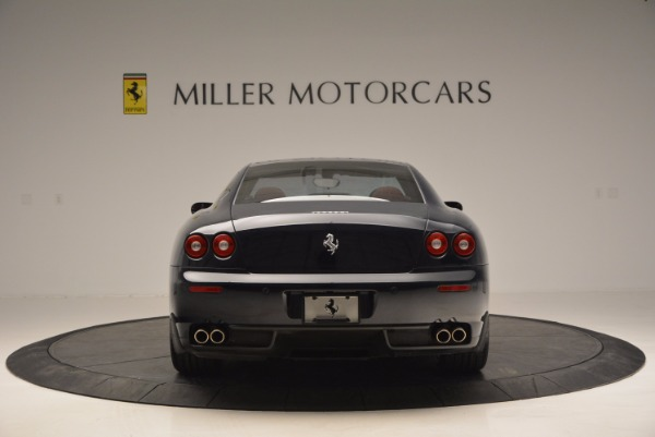 Used 2005 Ferrari 612 Scaglietti 6-Speed Manual for sale Sold at Rolls-Royce Motor Cars Greenwich in Greenwich CT 06830 7