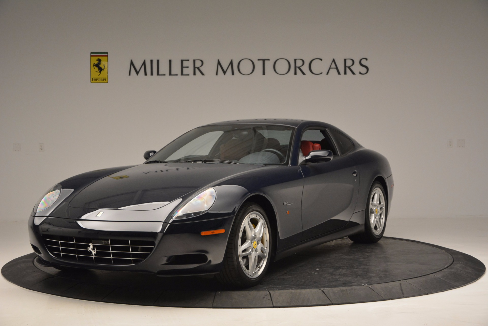 Used 2005 Ferrari 612 Scaglietti 6-Speed Manual for sale Sold at Rolls-Royce Motor Cars Greenwich in Greenwich CT 06830 1
