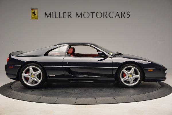 Used 1999 Ferrari 355 Berlinetta for sale Sold at Rolls-Royce Motor Cars Greenwich in Greenwich CT 06830 10