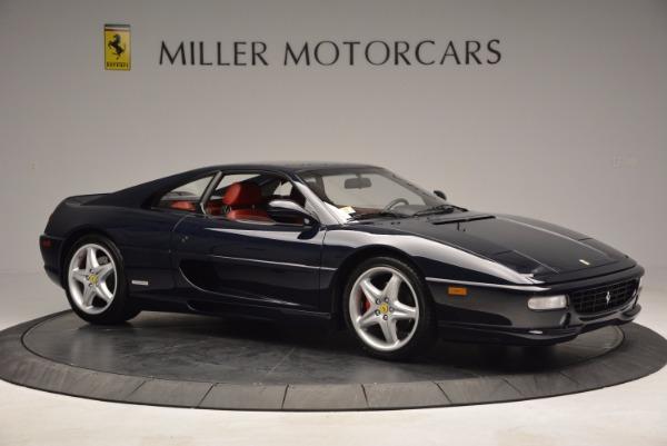 Used 1999 Ferrari 355 Berlinetta for sale Sold at Rolls-Royce Motor Cars Greenwich in Greenwich CT 06830 11