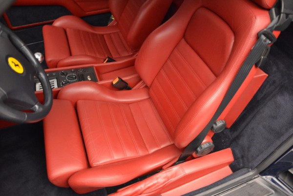 Used 1999 Ferrari 355 Berlinetta for sale Sold at Rolls-Royce Motor Cars Greenwich in Greenwich CT 06830 16