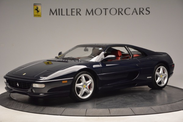 Used 1999 Ferrari 355 Berlinetta for sale Sold at Rolls-Royce Motor Cars Greenwich in Greenwich CT 06830 3