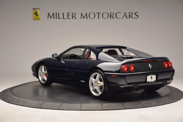 Used 1999 Ferrari 355 Berlinetta for sale Sold at Rolls-Royce Motor Cars Greenwich in Greenwich CT 06830 6