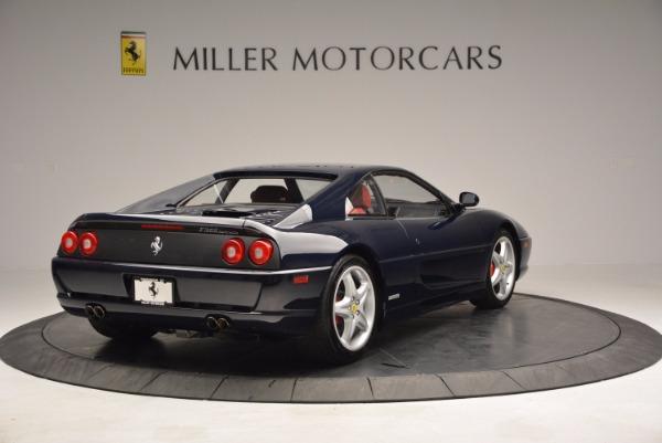 Used 1999 Ferrari 355 Berlinetta for sale Sold at Rolls-Royce Motor Cars Greenwich in Greenwich CT 06830 8