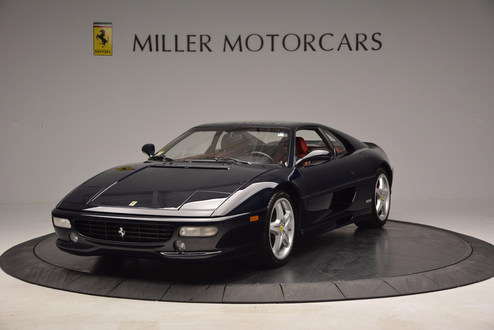 Used 1999 Ferrari 355 Berlinetta for sale Sold at Rolls-Royce Motor Cars Greenwich in Greenwich CT 06830 1