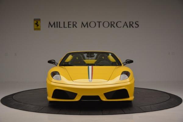 Used 2009 Ferrari F430 Scuderia 16M for sale Sold at Rolls-Royce Motor Cars Greenwich in Greenwich CT 06830 12